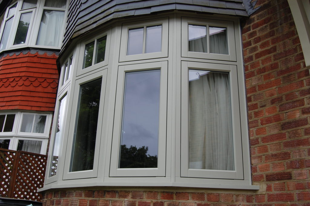 Engineered Wooden Timber Windows