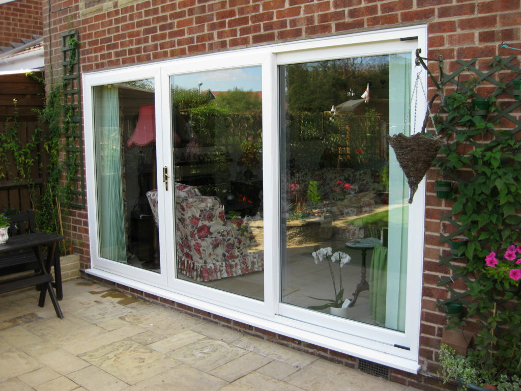 3 Panel Hinged Patio Door : French doors d m windows nottingham
