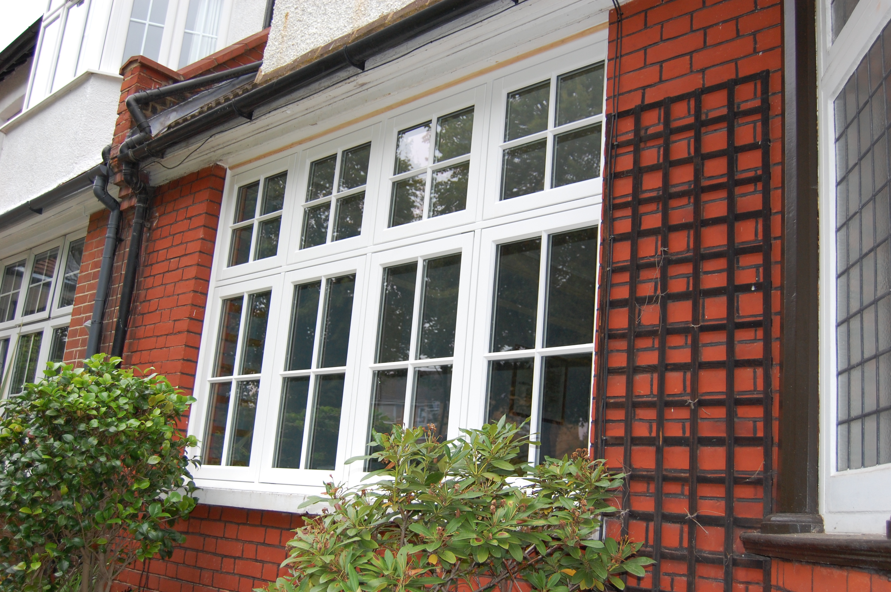 Wooden Timber Windows