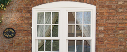 Sliding Sash Windows Supplied-and-installed By D&M Windows, Leicester Nottingham Area